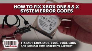 xbox one system error code e100